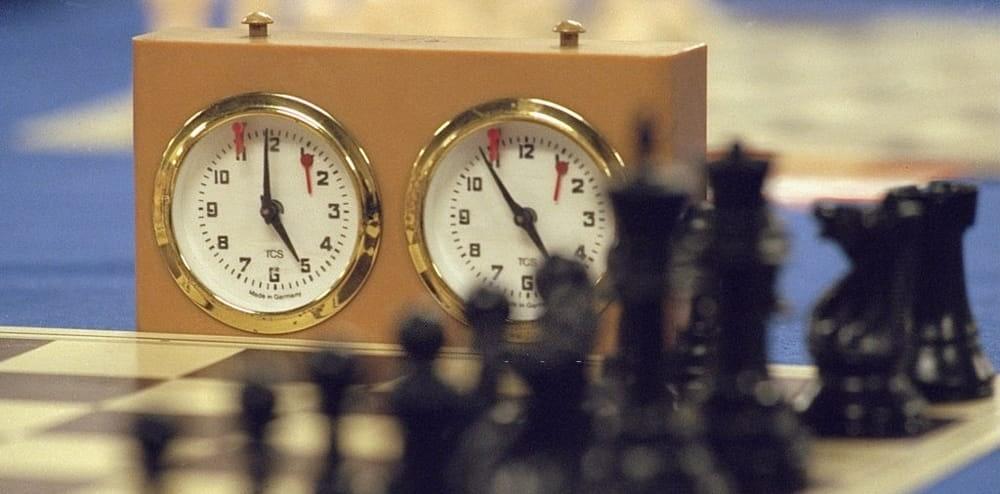 Reloj de ajedrez
