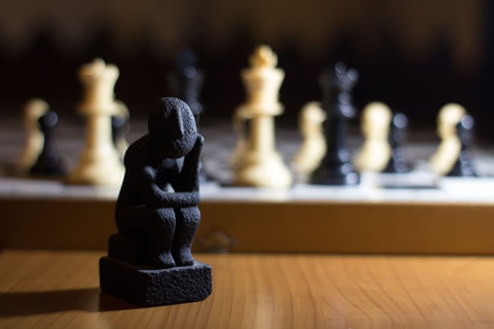 problemas fáciles de ajedrez